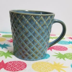Starbucks 2007 Quilted Diamond Mug